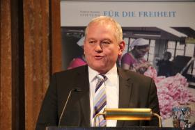 Thomas Hacker, Präsident der Thomas-Dehler-Stiftung