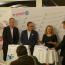 Podiumsdiskussion zum Thema EU und Mittelstand mit Nadja Hirsch, Ingolf F. Brauner, Andreas Keck und Dr. Andreas Lutz