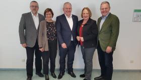 Vorstand der Thomas-Dehler-Stiftung
