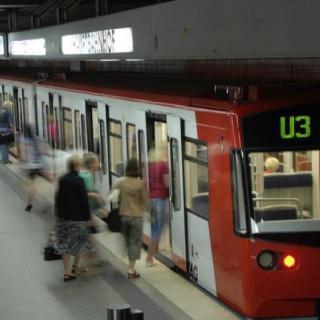 Bitte einsteigen! Die Linien U2 und U3 in Nürnberg kommen ohne Fahrer aus.