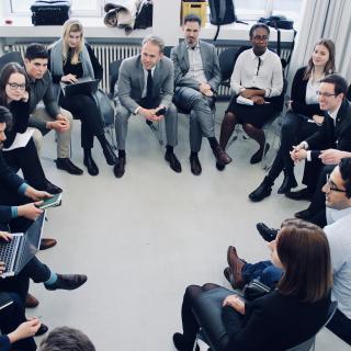 Die YSC 2020 in München